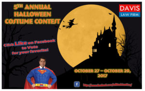 Fifth Annual Halloween Costume Contest